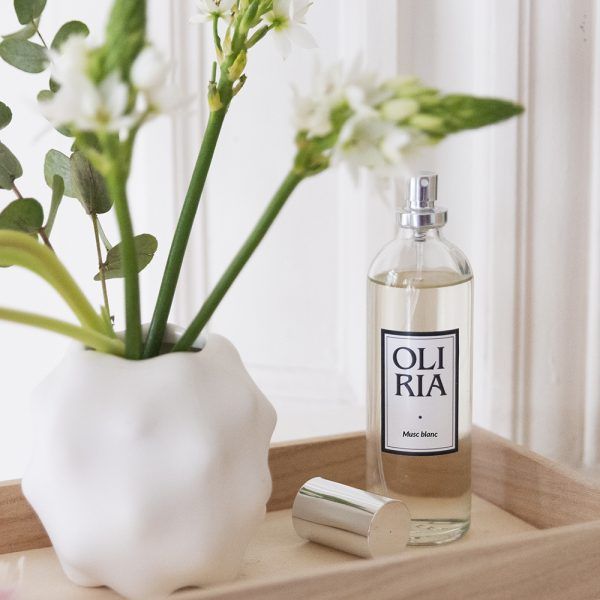 parfum musc blanc