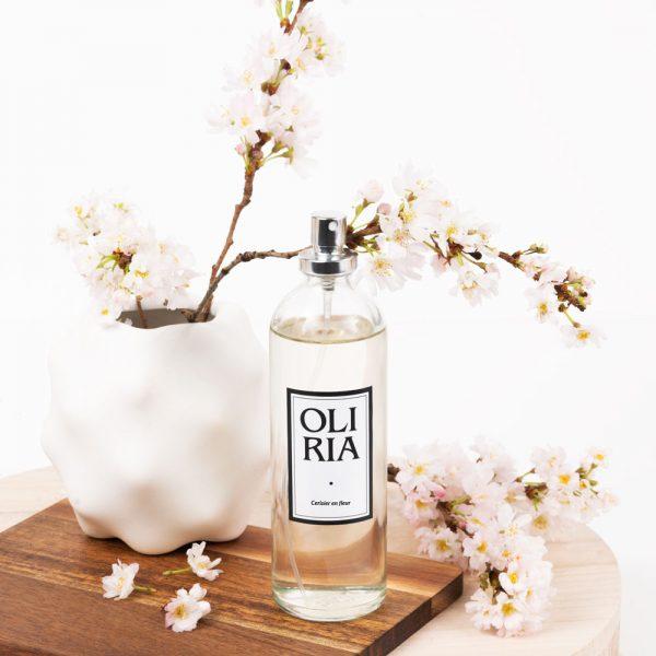 parfum cerisier en fleur